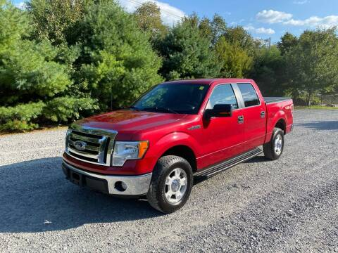 2011 Ford F-150 for sale at Fournier Auto and Truck Sales in Rehoboth MA