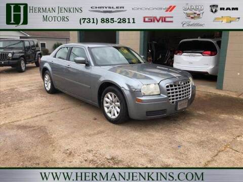 2006 Chrysler 300 for sale at Herman Jenkins Used Cars in Union City TN