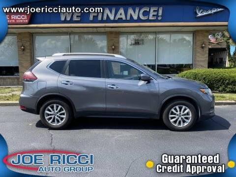 2019 Nissan Rogue for sale at JOE RICCI AUTOMOTIVE in Clinton Township MI