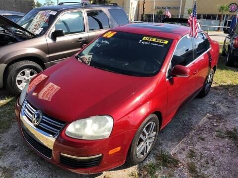 2006 Volkswagen Jetta for sale at Castagna Auto Sales LLC in Saint Augustine FL