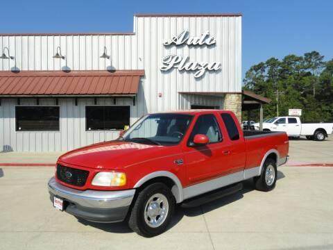 2000 Ford F-150 for sale at Grantz Auto Plaza LLC in Lumberton TX