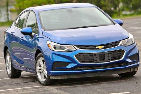 2016 Chevrolet Cruze for sale at MGM Motors LLC in De Soto KS