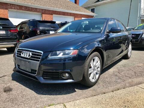 2011 Audi A4 for sale at Real Auto Shop Inc. in Somerville MA