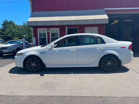 2004 Acura TL for sale at JWP Auto Sales,LLC in Maple Shade NJ