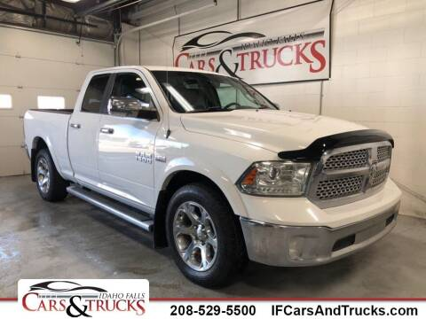 2014 RAM Ram Pickup 1500 for sale at Idaho Falls Cars and Trucks in Idaho Falls ID