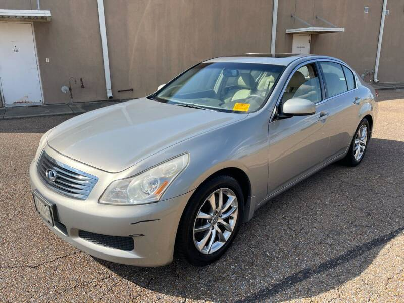 2008 Infiniti G35 for sale at The Auto Toy Store in Robinsonville MS