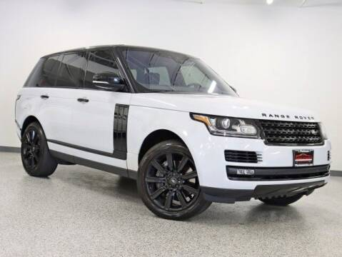 2017 Land Rover Range Rover for sale at Vanderhall of Hickory Hills in Hickory Hills IL