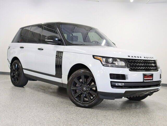 2017 Land Rover Range Rover for sale in Hickory Hills, IL