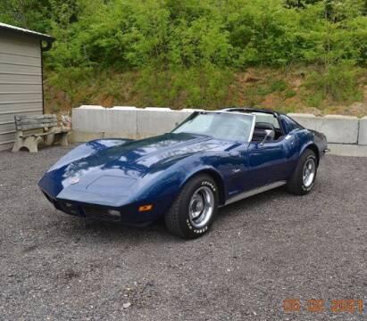 1973 Chevrolet Corvette for sale at Classic Car Deals in Cadillac MI