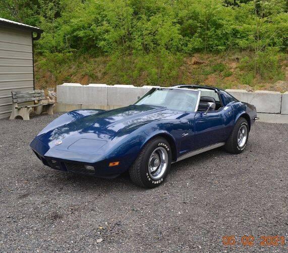 1973 Chevrolet Corvette for sale in Cadillac, MI