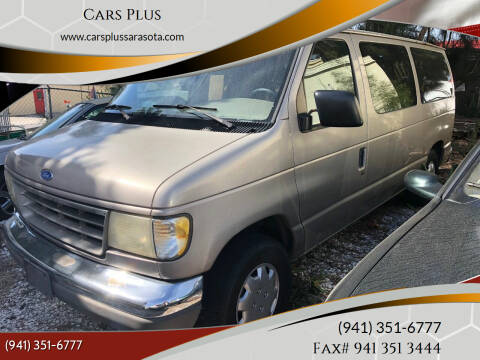 1995 Ford E-150 for sale at Cars Plus in Sarasota FL