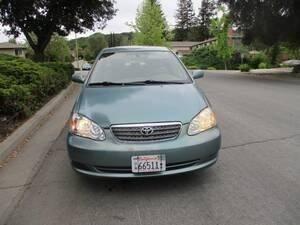 2005 Toyota Corolla for sale at Inspec Auto in San Jose CA