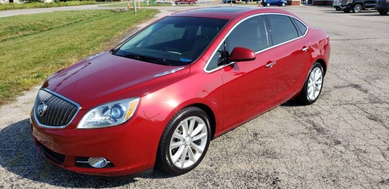 2012 Buick Verano for sale at Adams Enterprises in Knightstown IN