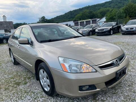 2007 Honda Accord for sale at Ron Motor Inc. in Wantage NJ