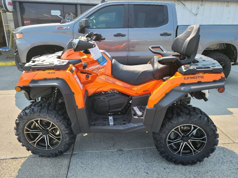 2021 Cfmoto 800xc for sale at WolfPack PowerSports in Moses Lake WA