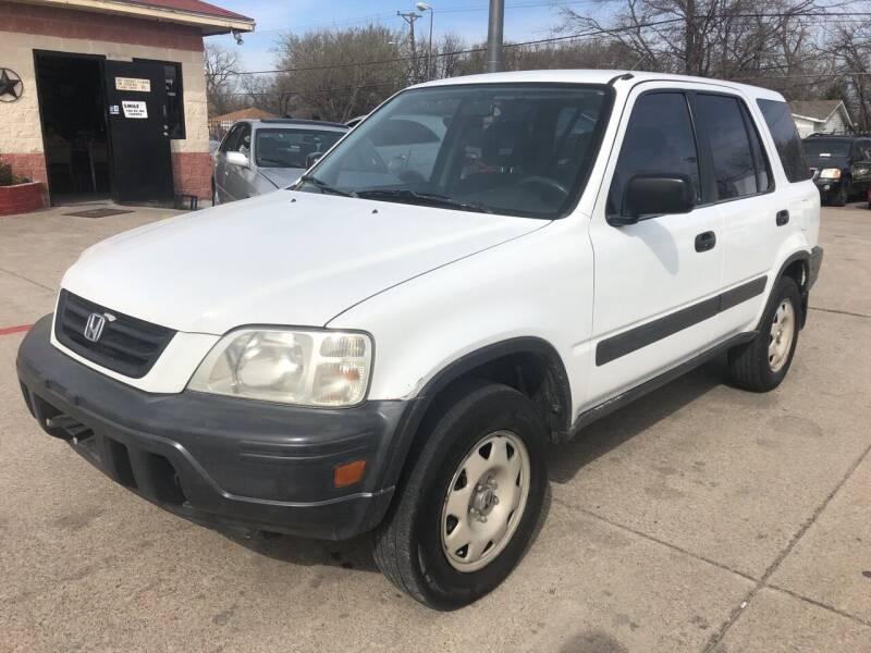 2001 Honda CR-V for sale at GP Auto Group in Grand Prairie TX