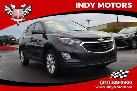 2018 Chevrolet Equinox for sale at Indy Motors Inc in Indianapolis IN