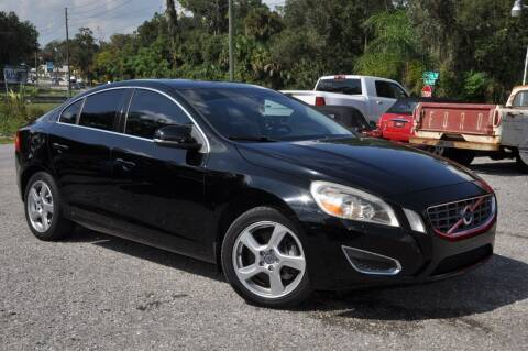 2012 Volvo S60 for sale at Elite Motorcar, LLC in Deland FL