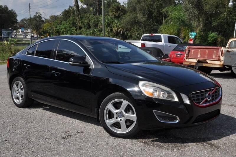 2012 Volvo S60 for sale at Elite Motorcar, LLC in Deland FL