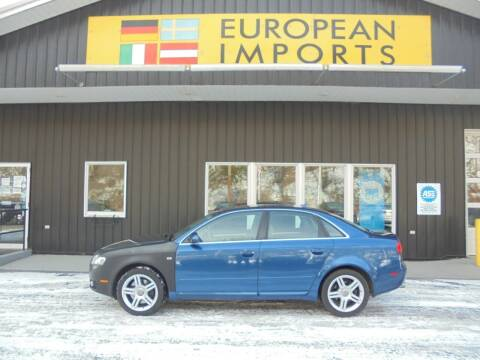 2008 Audi A4 for sale at EUROPEAN IMPORTS in Lock Haven PA