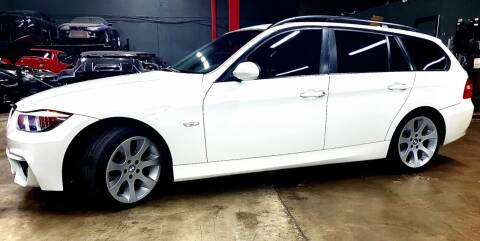 2008 BMW 3 Series for sale at EA Motorgroup in Austin TX