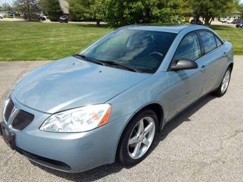 2007 Pontiac G6 for sale at CarZip in Indianapolis IN