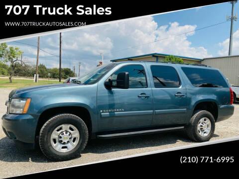2009 Chevrolet Suburban for sale at 707 Truck Sales in San Antonio TX