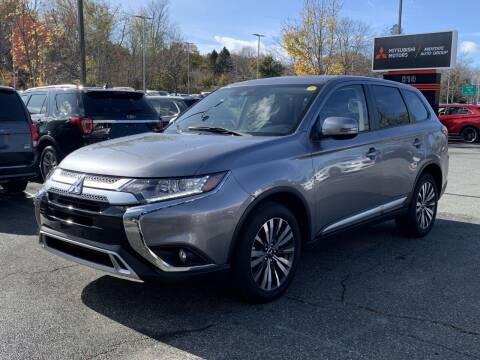 2020 Mitsubishi Outlander for sale at Midstate Auto Group in Auburn MA