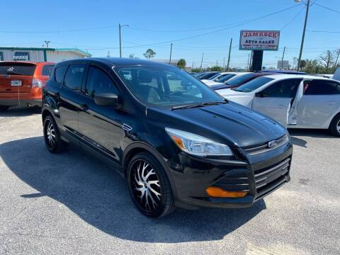 2014 Ford Escape for sale at Jamrock Auto Sales of Panama City in Panama City FL