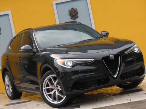 2018 Alfa Romeo Stelvio for sale at Paradise Motor Sports LLC in Lexington KY