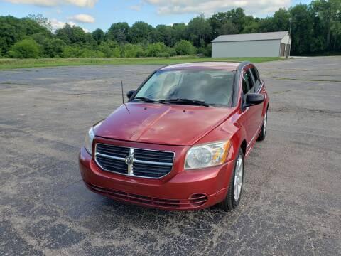 2008 Dodge Caliber for sale at Caruzin Motors in Flint MI