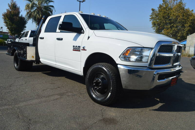 2016 RAM Ram Chassis 3500 for sale at Sac Truck Depot in Sacramento CA