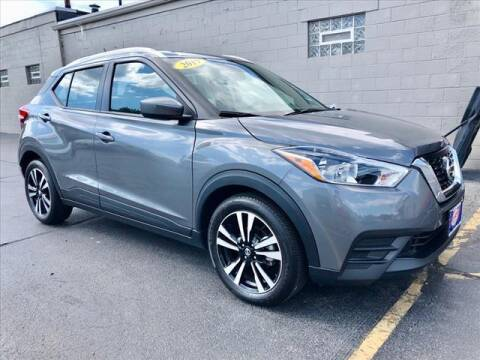 2019 Nissan Kicks for sale at Richardson Sales & Service in Highland IN
