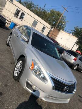 2013 Nissan Altima for sale at GM Automotive Group in Philadelphia PA