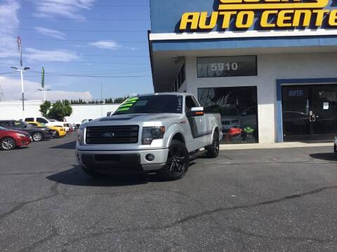 2014 Ford F-150 for sale at Lucas Auto Center in South Gate CA