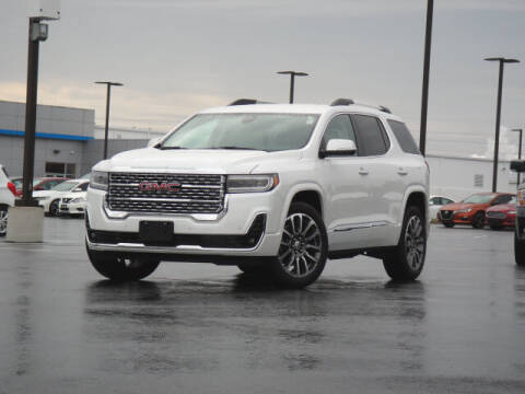 2021 GMC Acadia for sale at Jack Schmitt Chevrolet Wood River in Wood River IL