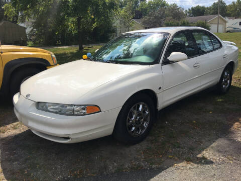 2001 Oldsmobile Intrigue for sale at Antique Motors in Plymouth IN
