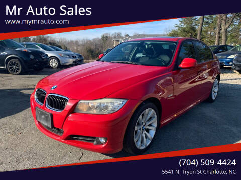 2011 BMW 3 Series for sale at Mr Auto Sales in Charlotte NC