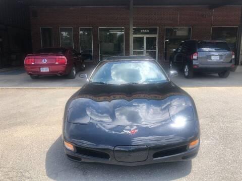 1998 Chevrolet Corvette for sale at Brady Car & Truck Center in Asheboro NC