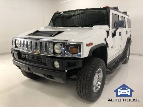 2005 HUMMER H2 for sale at Auto House Phoenix in Peoria AZ
