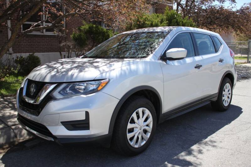 2018 Nissan Rogue for sale at Motor City Idaho in Pocatello ID