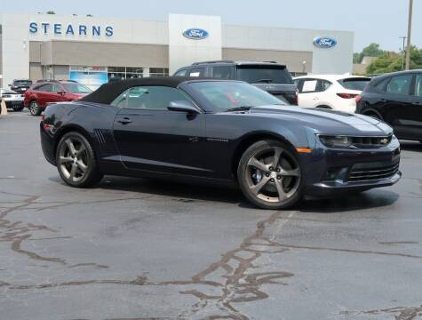 2014 Chevrolet Camaro for sale at Stearns Ford in Burlington NC