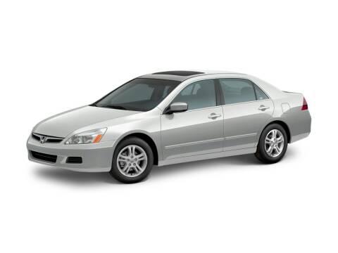2007 Honda Accord for sale at NATE WADE SUBARU in Salt Lake City UT