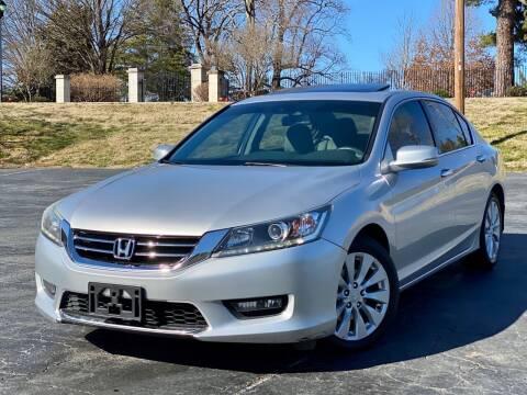 2015 Honda Accord for sale at Sebar Inc. in Greensboro NC