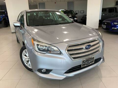 2015 Subaru Legacy for sale at Auto Mall of Springfield in Springfield IL