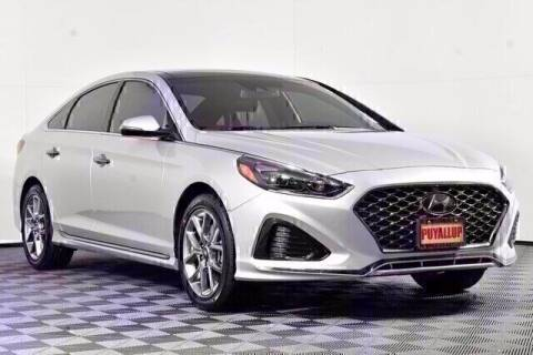 2018 Hyundai Sonata for sale at Washington Auto Credit in Puyallup WA