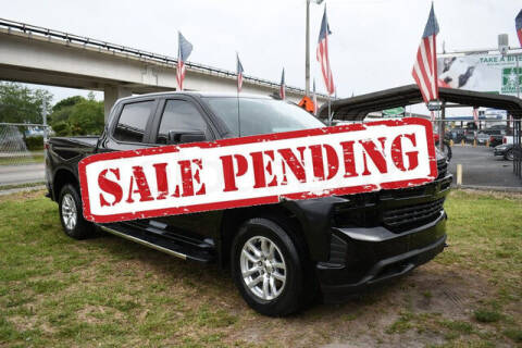 2019 Chevrolet Silverado 1500 for sale at ELITE MOTOR CARS OF MIAMI in Miami FL