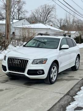 2011 Audi Q5 for sale at Suburban Auto Sales LLC in Madison Heights MI