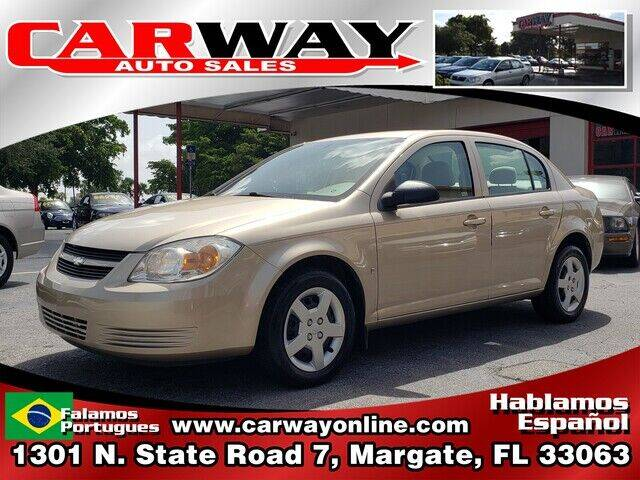 2006 Chevrolet Cobalt for sale at CARWAY Auto Sales in Margate FL