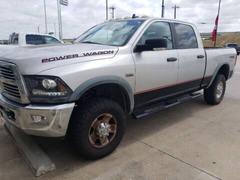 2013 RAM Ram Pickup 2500 for sale at Stanley Chrysler Dodge Jeep Ram Gatesville in Gatesville TX
